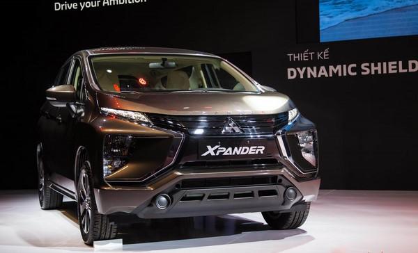 Giá xe Mitsubishi Xpander tháng 9/2018