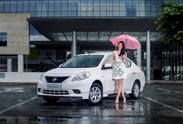 Bảng giá bán xe ô tô Nissan Sunny tháng 9/2018