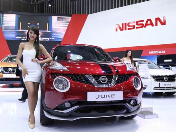 Bảng giá ô tô Nissan Juke tháng 9/2018