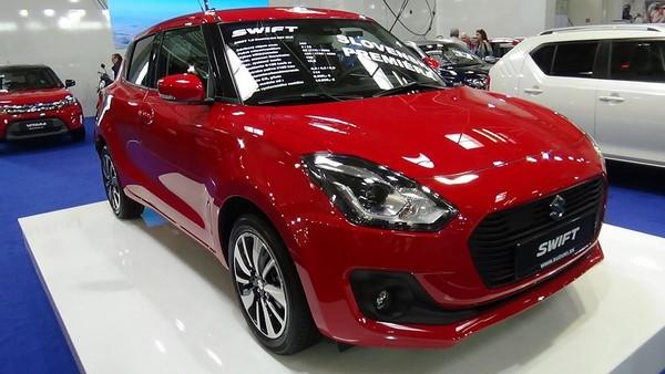 Giá xe Suzuki Swift tháng 9/2018