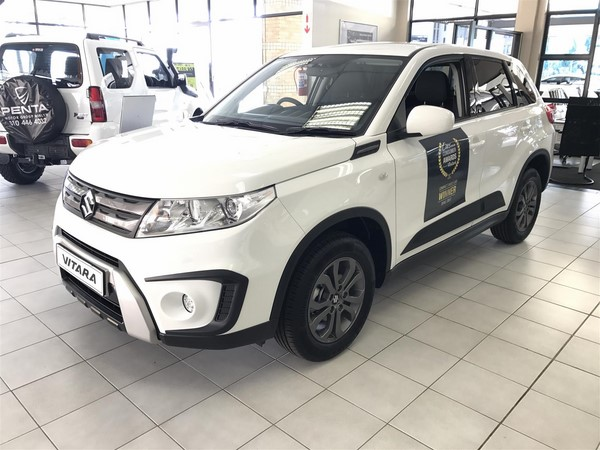 Giá xe Suzuki Vitara tháng 9/2018 mới nhất
