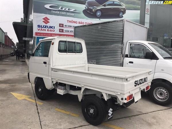 Giá xe Suzuki Carry Truck tháng 9/2018 mới nhất