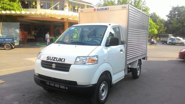 Giá xe Suzuki Carry Pro tháng 9/2018 mới nhất