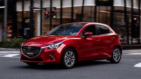 Bảng giá xe Mazda 2 tháng 9/2018