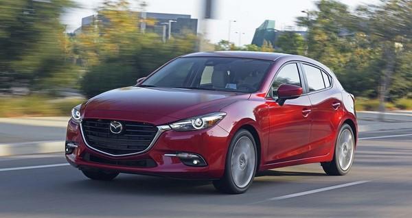 Bảng giá xe ô tô Mazda 3 tháng 9/2018