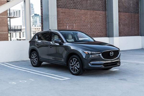 Bảng giá ô tô Mazda CX-5 2017 tháng 9/2018