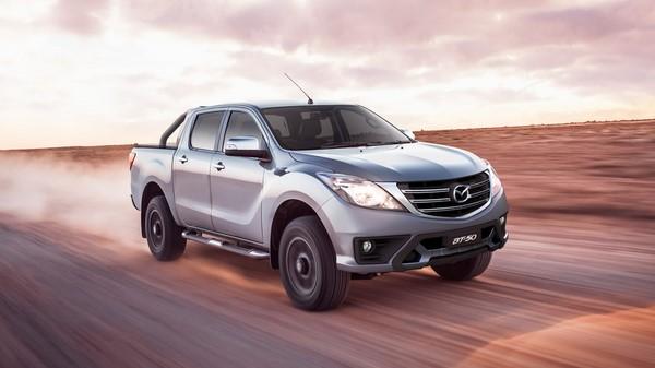 Bảng giá Mazda BT 50 tháng 9/2018