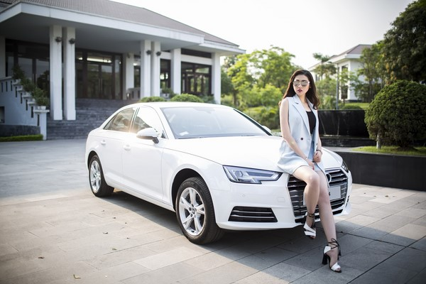 Bảng giá xe Audi tháng 10