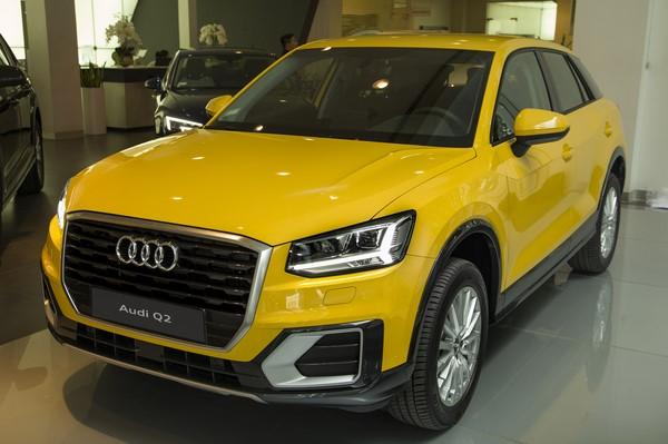 Giá xe Audi Q2 tháng 10