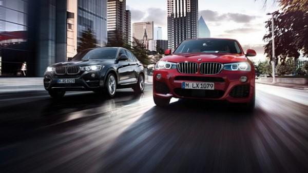 Giá xe BMW X4 mới nhất tháng10/2018