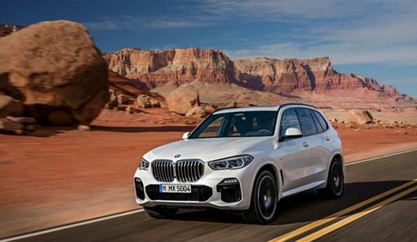 Giá xe BMW X5 mới nhất tháng 10/2018