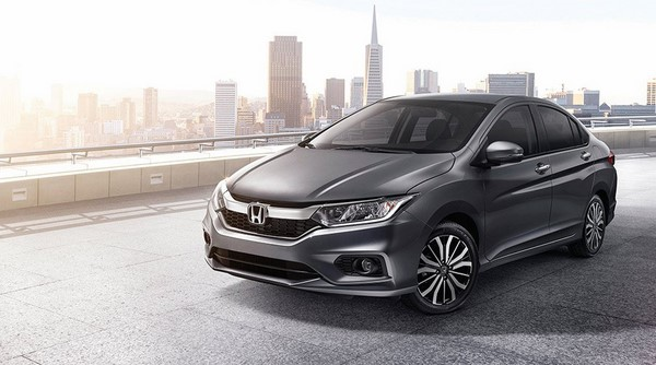 Giá xe Honda City mới nhất tháng 10/2018