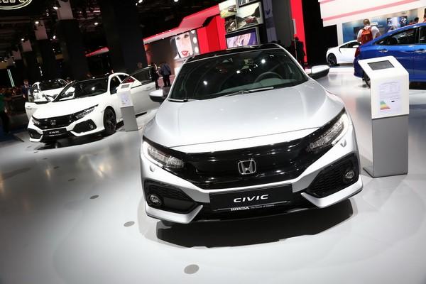 Giá xe Honda Civic mới tháng 10/2018