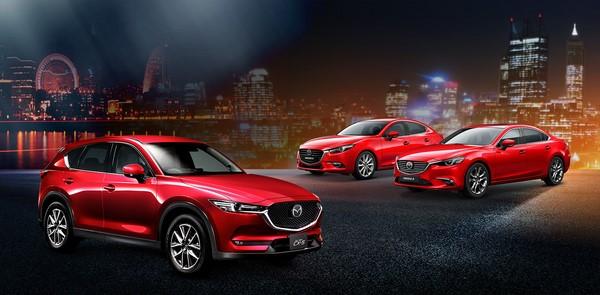 Bảng giá xe ô tô Mazda mới nhất tháng 10