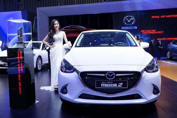 Bảng giá xe Mazda 2 tháng 10
