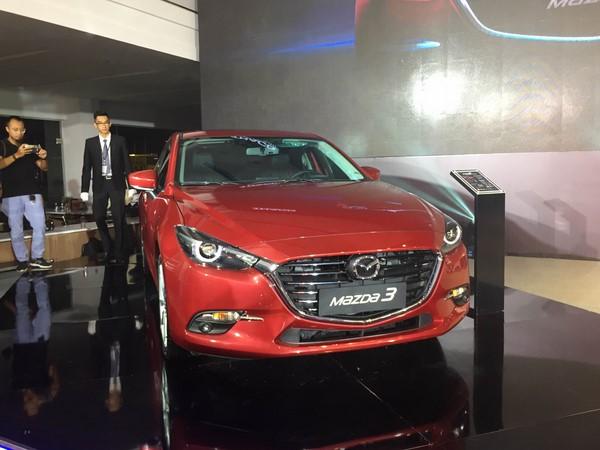 Bảng giá xe ô tô Mazda 3 tháng 10