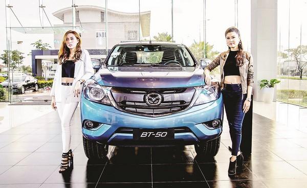 Bảng giá Mazda BT 50 tháng 10