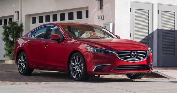 Bảng giá bán xe ô tô Mazda 6 tháng 10