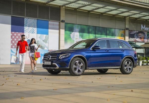 Bảng giá bán xe Mercedes-Benz GLC-Class tháng 10