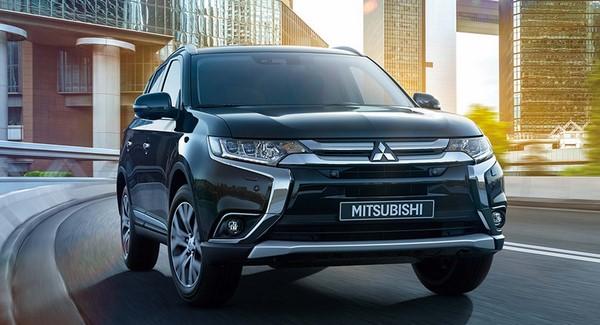 Giá xe Mitsubishi Outlander tháng 10