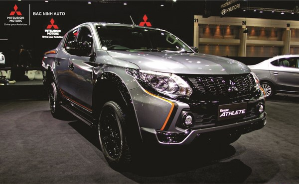 Giá xe Mitsubishi Triton Athlete 2018 tháng 10