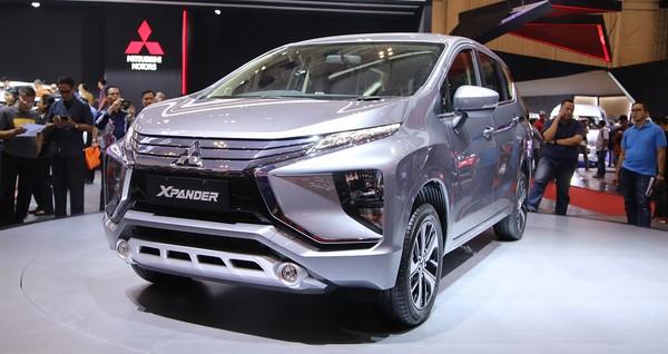 Giá xe Mitsubishi Xpander tháng 10