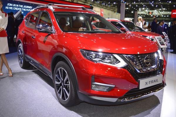 Bảng giá bán xe Nissan X Trail tháng 10