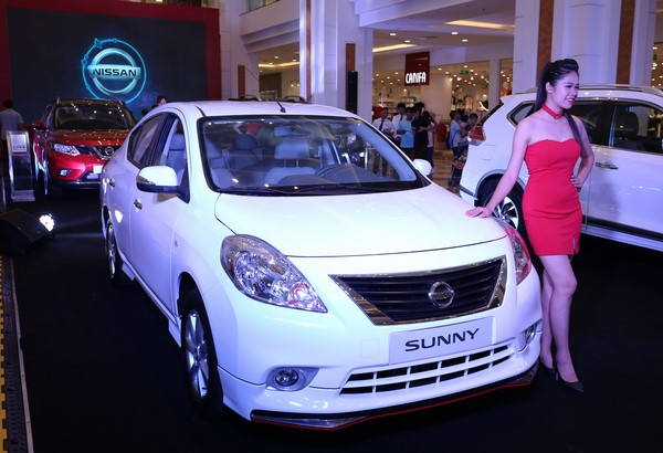 Bảng giá bán xe ô tô Nissan Sunny tháng 10