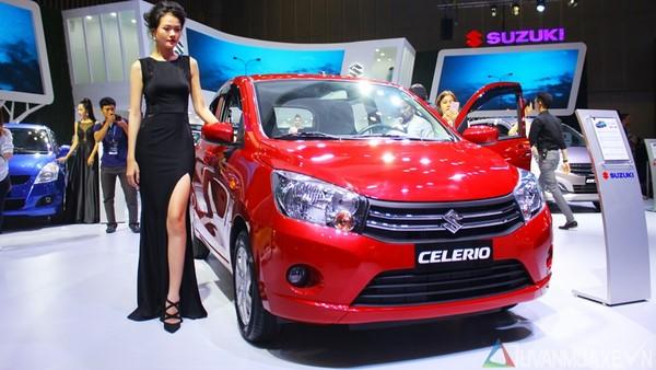 Giá xe Suzuki Celerio tháng 10