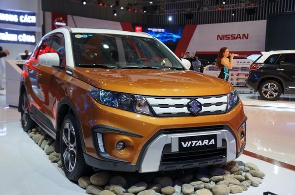 Giá xe Suzuki Vitara tháng 10