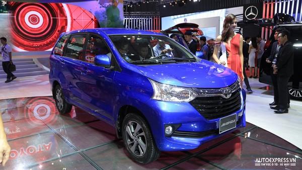 Giá xe Toyota Avanza cập nhật tháng 9/2018