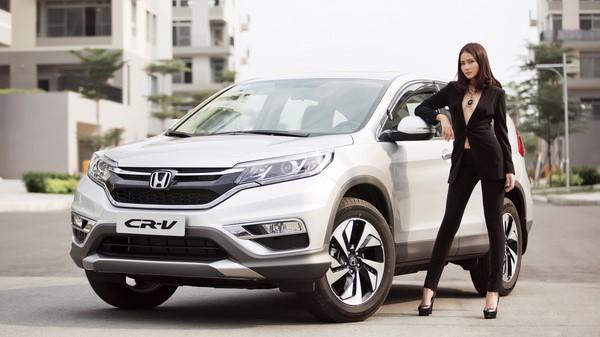 Giá xe Honda CR-V tháng 9/2018
