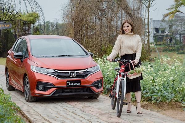 Giá xe Honda Jazz tháng 9/2018