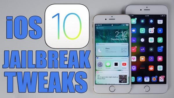 Danh Sách 1001 Tweak Tương Thích Với iOS 10 Mới Nhất Hiện Nay