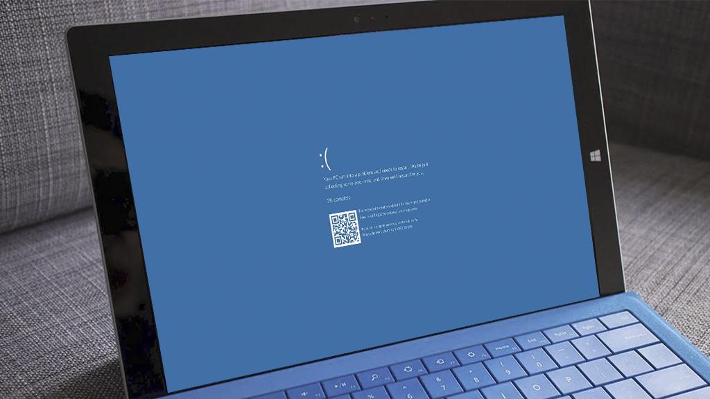 Bản vá Windows 10 October gặp lỗi màn hình 'xanh chết chóc' (BSOD)