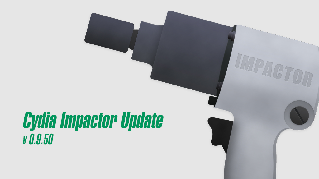 Cydia Impactor v0.9.50 sửa lỗi khi giải nén tệp IPA trên máy tính Windows