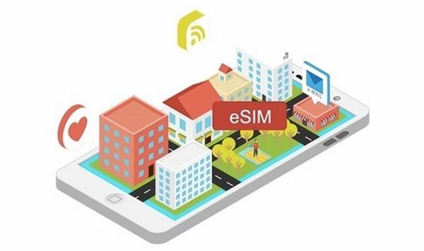 Lợi ích của eSim với nhà mạng