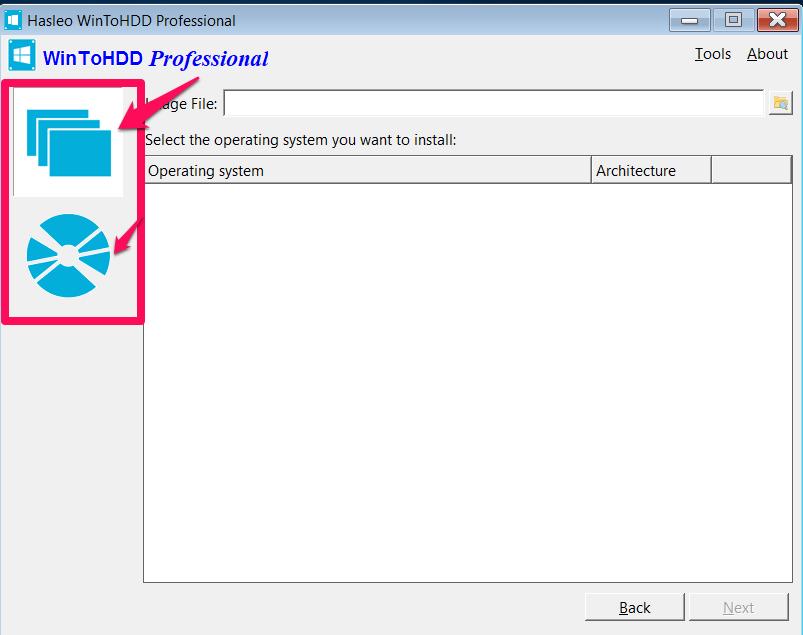 Đọc file iSO từ ổ cứng máy tính hao8c5 ổ DVD/CD của bạn