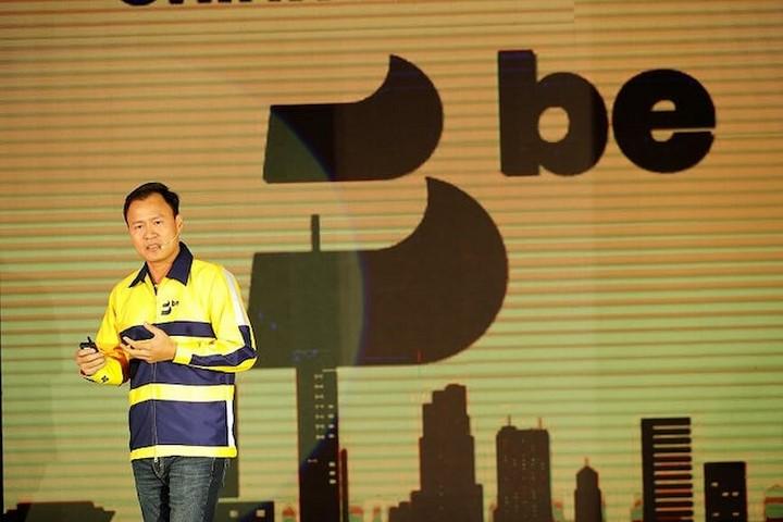 Ứng dụng gọi xe be là một sản phẩm thuần Việt, từ ý tưởng sáng tạo đến thiết kế, vận hành được phát triển bởi đội ngũ kỹ sư Việt.