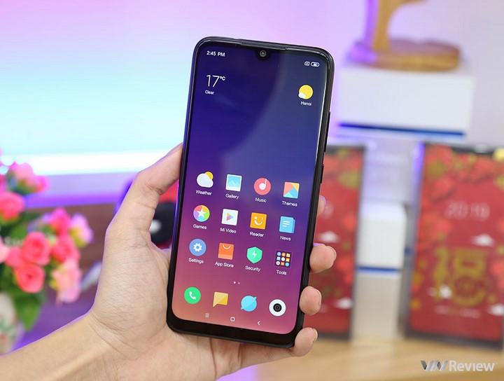 """Khui hộp Xiaomi Redmi 7 vừa """"xách tay"""" về Việt Nam kèm giá bán tại Clickbuy - 253239"""