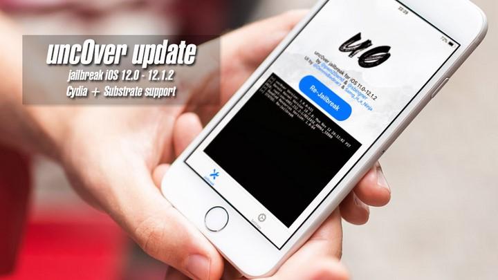 Hướng dẫn cách jailbreak iOS 12 (kèm Cydia) với unc0ver trực tiếp trên iPhone, iPad