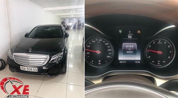 Mất tiền tỉ mua Mercedes, khách ngã ngửa vì xe bị phù phép 4 vạn km.