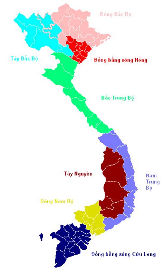 Kham Pha Bản đồ Cac Tỉnh Thanh Việt Nam Mới Nhất Hiện Nay 8chiase Com