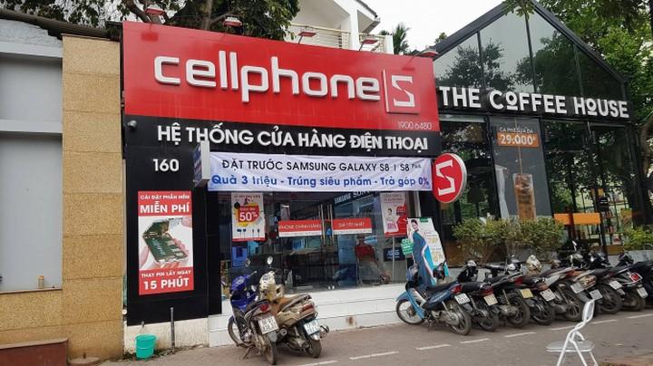Thất vọng về cách làm việc của Cellphones