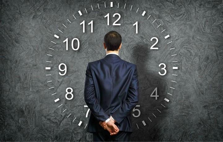 phân phối thời gian hợp lý cho từng loại công việc trong Deadline