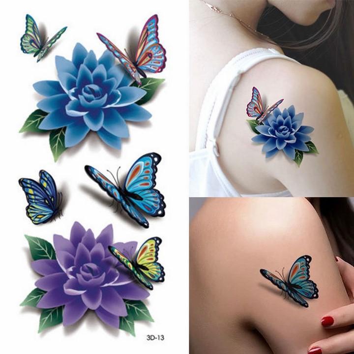 Cách thức mà giới Tattoo tạo nên hình xăm 3D