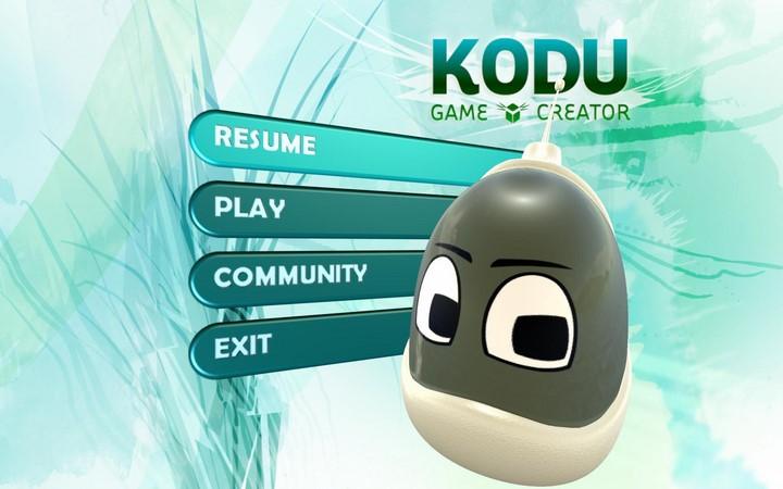 Kodu - Ngôn ngữ lập trình cho trẻ em