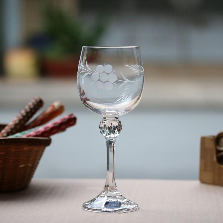 Bộ Ly Uống Rượu Pha Lê Tiệp Khắc