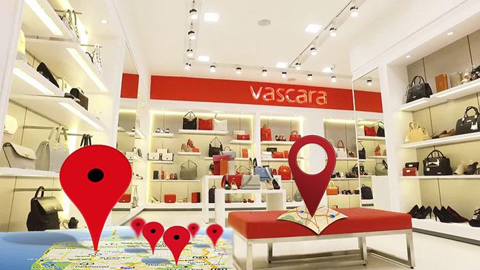 Địa chỉ cửa hàng VASCARA trên toàn quốc