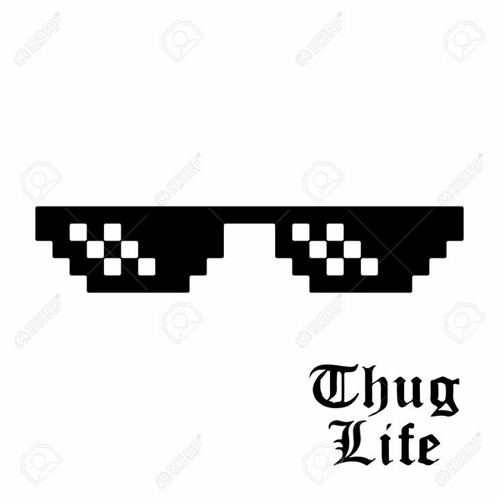 Thug life thường xuất hiện ở đâu ?